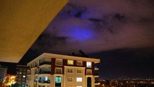 Aydın'da esrarengiz gökyüzü olayı