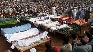 Pakistan'da kaza: 26 ölü, 50 yaralı