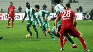 Süper Lig: Atiker Konyaspor: 1 - Antalyaspor: 1