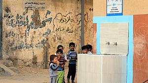 Türkiye Diyanet Vakfı su kuyuları kurak coğrafyalara umut oldu