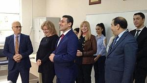 Ukrayna vatandaşlarına özel, Türkçe dil eğitim sınıfı açıldı