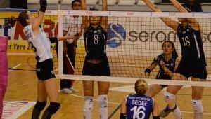 Vestel Venus Sultanlar Ligi: Seramiksan: 3 - İlbank: 0