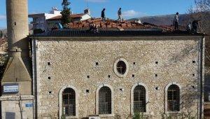 139 yıllık tarihi cami restore ediliyor