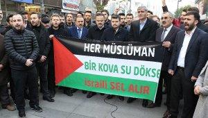 AK Parti Gençlik Kollarından Kudüs tepkisi