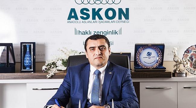 Askon İzmir'den protesto