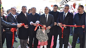 Başkan Kayda, Köfteci Paşam Mehmet'i Hizmete Açtı