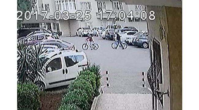 Bisiklet hırsızı tutuklandı