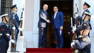 """Cumhurbaşkanı Erdoğan: """"Geleceği artık çok sağlam zeminde inşa etmeliyiz"""""""