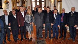 İzmir Protestan Babtist Kilise'sinden Kudüs için Cumhurbaşkanı Erdoğan'a destek
