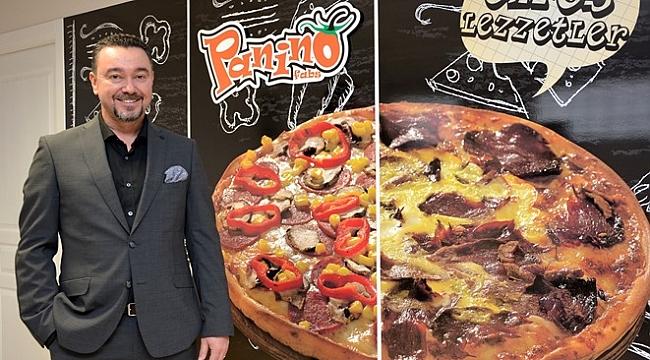 Tire panino pizza