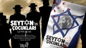 Kudüs'ü anlatan 'Şeytanın Çocukları' kitabı yayınlandı
