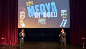 """""""Bi Dolu Medya"""" Maltepe'de sahne aldı"""