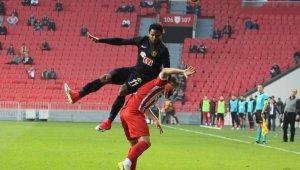 TFF 1. Lig: Samsunspor: 0 - Eskişehirspor: 4