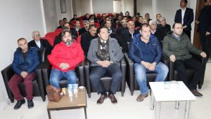 Van Arıcılar Birliğinden değerlendirme toplantısı
