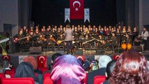 Van'da 'Türkülerle Anadolu' konseri