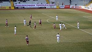 Afjet Afyonspor, kendi evinde konuk ettiği Tokatspor'u 2-0 yendi.