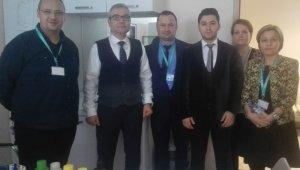 Babaeski Devlet Hastanesi yeni yöneticileri çalışmalara başladı