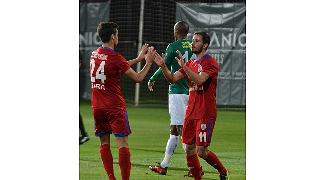 Bursaspor:3 Altınordu:2