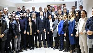 CHP İzmir'de İlk Toplantı