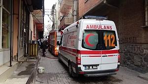 Diyarbakır'da korkutan yangın!