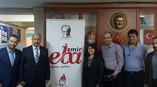 Ege Üniversitesi Eğitim Fakültesi örnek işbirliklerine devam ediyor