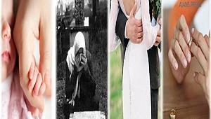 Evlenme, Boşanma, Doğum Ve Ölüm Oranları Belli Oldu