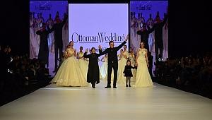 """IF Wedding Fashion İzmir"" podyumu büyüledi"