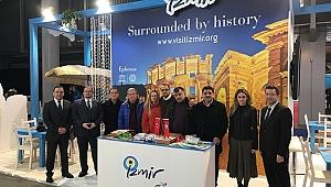 İzmir, Hollanda Vakantıebeurs Turizm Fuarı'nda