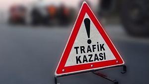 Manisa'da Kaza: 4 Ölü, 2 Yaralı