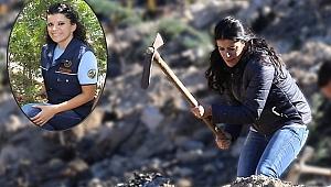 Menderes Ormanları Bir Kadın Mühendis Tarafından Nakış Gibi İşleniyor