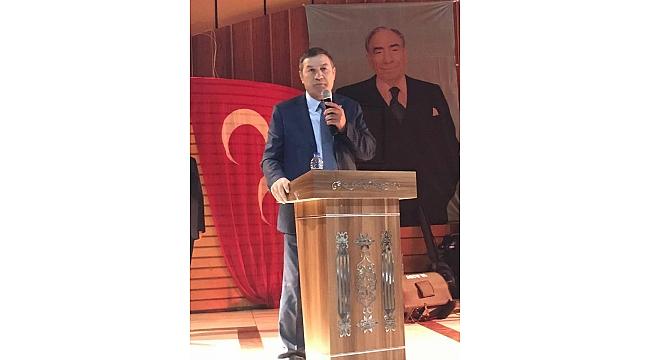 MHP Kemalpaşa'da yeni üye heyecanı