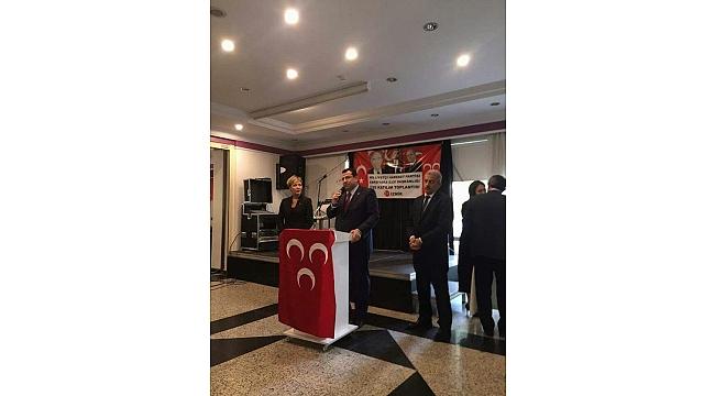 """""""Milliyetçi Hareket Partisi'nde Üye Katılım Rüzgarı"""""""