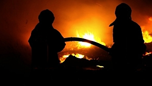 Rusya'da petrol boru hattında yangın