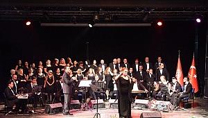 Türk Sanat Müziği ezgileri Çamdibi'nden yankılandı