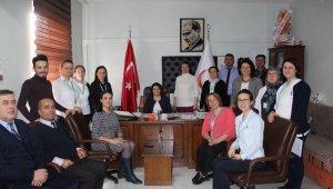 Vize Devlet Hastanesi yeni yönetimi göreve başladı