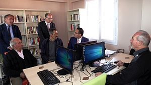 Bornova Belediyesi kütüphanesinden 20 bin kişi yararlanıyor.