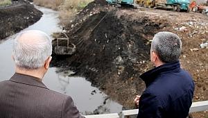 """Eker """"Bakırçay'da 20.000 dekar arazi riskten kurtulacak"""""""