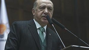 Erdoğan AK Parti Grup Toplantısı'nda konuştu