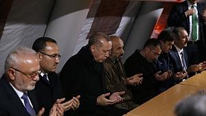 Erdoğan'dan Afrin şehidinin evine ziyaret