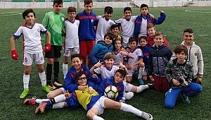 Gümüşordu U12 İzmir Finallerinde