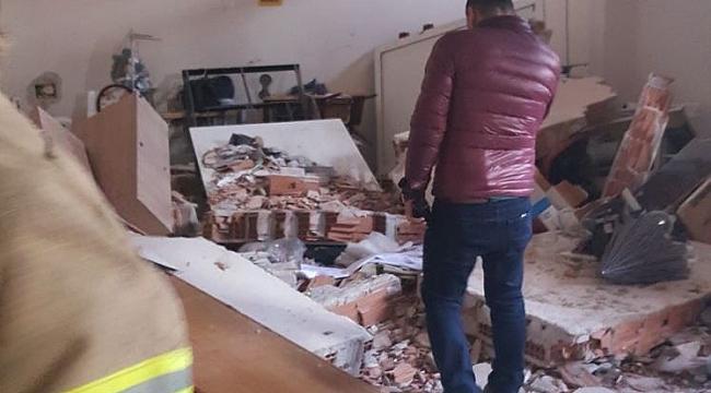 İzmir'deki patlamaya ilişkin açıklama