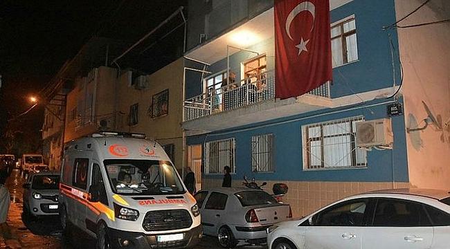 İzmir'e ikinci kez şehit ateşi düştü