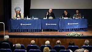 İzmir Spor Tarihi Sempozyumu Başladı
