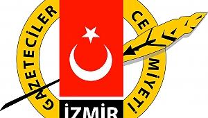 İzmirli Gazeteciler Genel Kurul'a gidiyor.