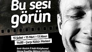 Karşıyaka'da engelsiz sinema günleri