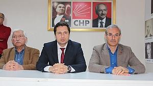 Karşıyaka Örgütünden CHP İl Başkanı Yücel'e Hayırlı Olsun Ziyareti