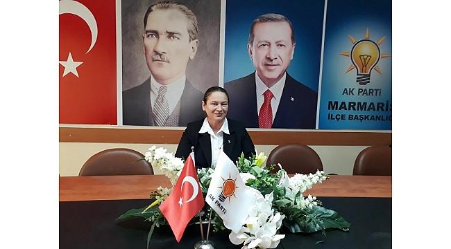 Marmaris Ak Parti'ye Çift Diplomalı Başkan