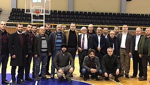 Mehmet Karal Başkan Seçildi