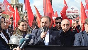 Memur-Sen İzmir, Afrin için tek yürek