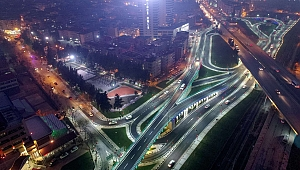 Modern Kavşağa Türkmen Beyi'nin Adı Verildi